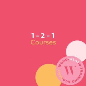 1-2-1 Courses